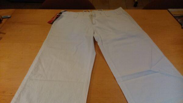 (601) Pantalon Lino De Chica-cyberjean's- Talla 40