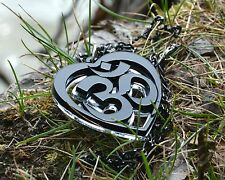 Aum Om Necklace sacred and important in various Dharmic religions such as Hindui