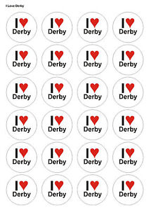 24X PRECUT FOREST FOOTBALL BIRTHDAY EDIBLE WAFER CUPCAKE CAKE TOPPERS 1396
