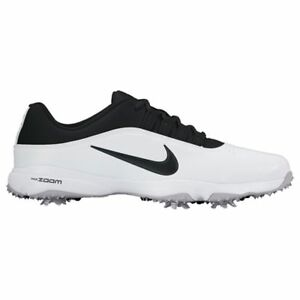Mens Nike Air Zoom Rival 5 Golf Shoes Size 8.5 - 13 White Black ... 85f9afc3a47