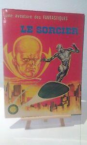 Aventure-des-Fantastiques-N-9-034-Le-Socrcier-034-Edition-LUG