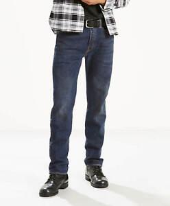 Men-039-s-Levis-Levi-039-s-501-Denim-Straight-Fit-Jeans-Blue-W30-36-L30-34-PRICE-32