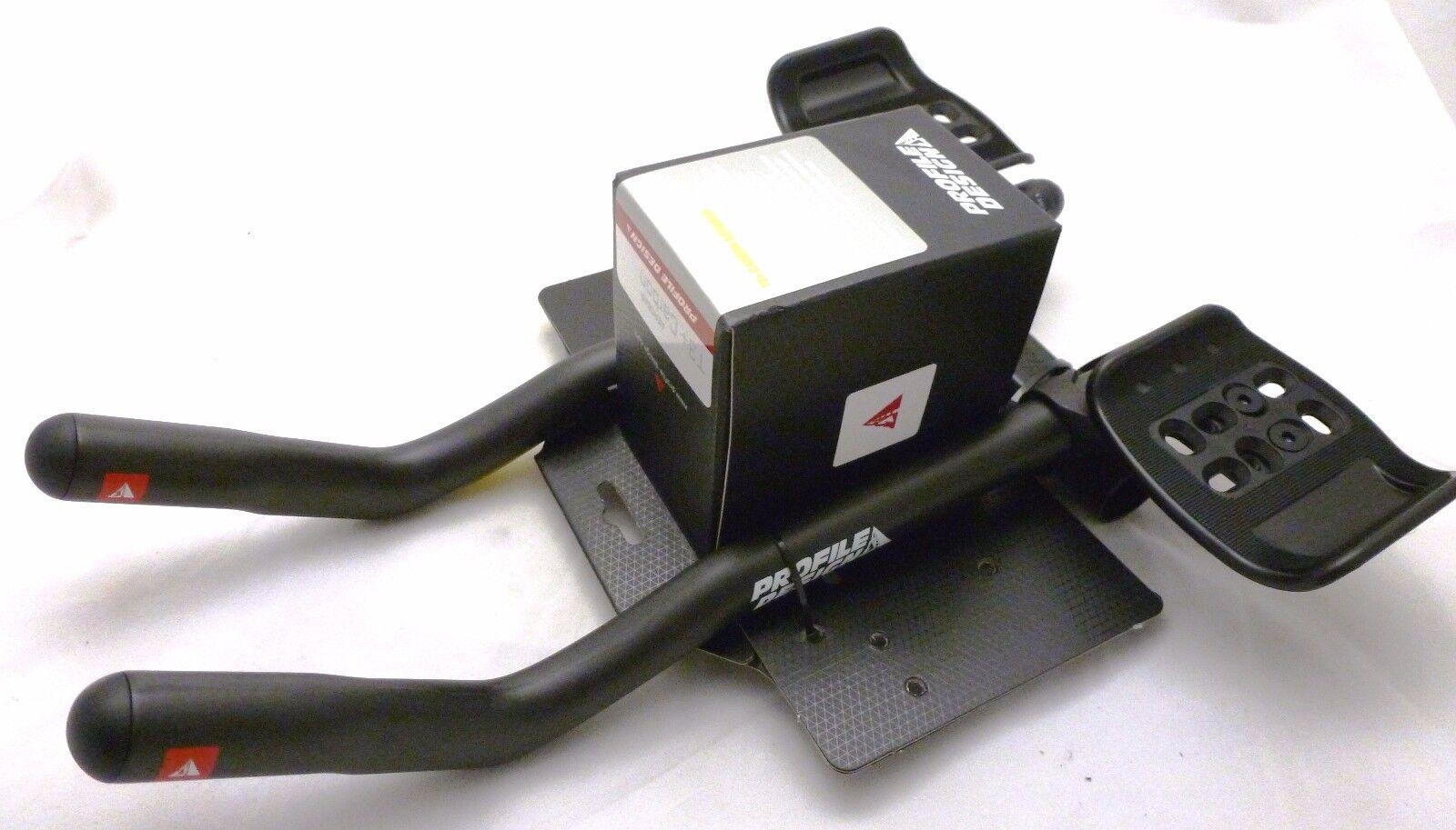Profile Design T3 Plus Matte Carbon J5 F40tt Aerobar