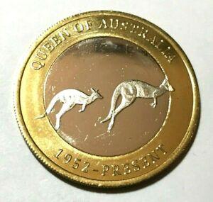 bimetallic coin animal wildlife Flying Fish 2016 Somaliland 2500 shillings