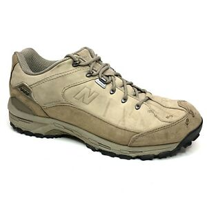 Details about New Balance 965 Waterproof Hiking Boot Shoe Womens Size 13 2E Wide Brown Tan