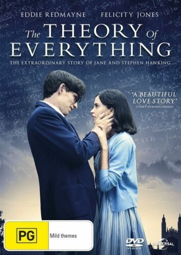 1 of 1 - The Theory of Everything (DVD/UV)  - DVD - NEW Region 4, 2