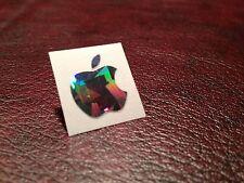 Holographic Apple iPhone Sticker Vinyl Decal Logo Skin 4 4S 5 5C 5S 6 6S Plus 7