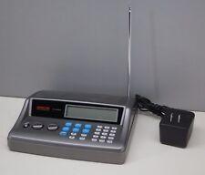 Grecom GRE PSR-200 Channel Desktop Radio Scanner Scanning Receiver