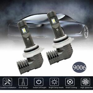 100W-9006-HB4-LED-Phare-de-Voiture-Headlight-Lampe-Ampoule-6500K-Blanc-20000LM