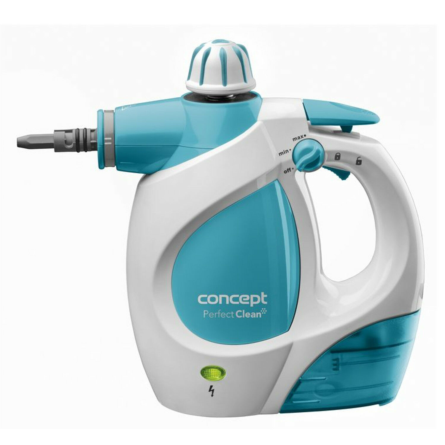 Pulitore a vapore concept perfect clean CP1010