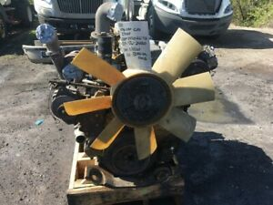 1999-CAT-C10-Diesel-Engine-305HP-Approx-209K-Miles-All-Complete