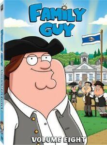Family Guy, Volume Eight DVD, ,