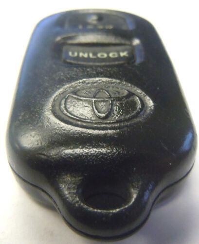 keyless remote entry Sienna Toyota car key fob 1998 1999 2000 2001 2002 2003 OEM