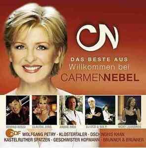 Beste-Carmen-Nebel-2-CD-NEU-Semino-Rossi-Claudia-Jung-Ute-Freudenberg-Reim