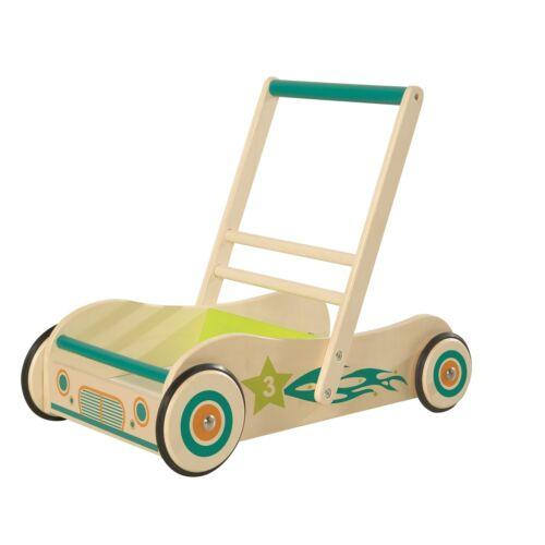 Roba Kids Lauflernwagen mit Bremse Höhe 45 cm