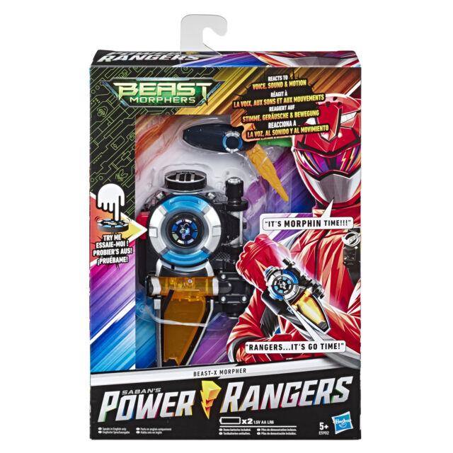 Power Rangers Beast Morphers Beast-X Morpher, Official Toy