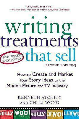 1 of 1 - Writing Treatments That Sell, Second Edition: How to Create and Market Your Stor