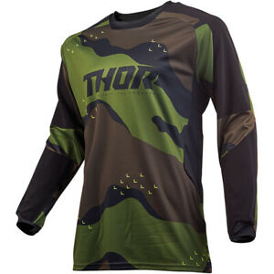 Thor MX Sector Link Pink Jersey Adult Women/'s ATV//Off-Road Riding Gear Shirt /'20