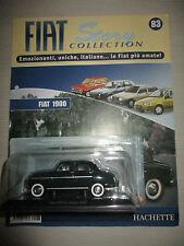 FIAT 1900 BERLINA 1952 CON FASCICOLO FIAT STORY COLLECTION HACHETTE SCALA 1:43
