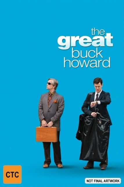 The Great Buck Howard (DVD, 2011)*r4*terrific Condition*Tom hanks