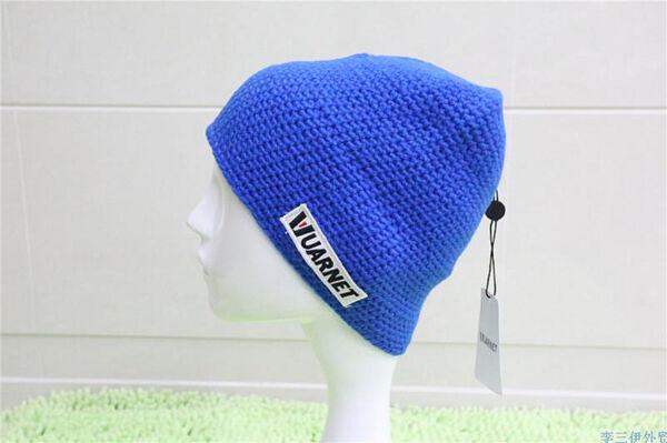 b4db3bcdf25 Men VUARNET Knit winter Warm Sports Hiking Ski Bike Head Wrap Hat Cap Beanie