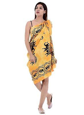 fashion wholesale sarong luckly elephant metaphysical hippie mandala pareo india