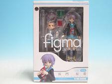 figma 001 Yuki Nagato Uniform ver. The Melancholy of Haruhi Suzumiya Max Fac...