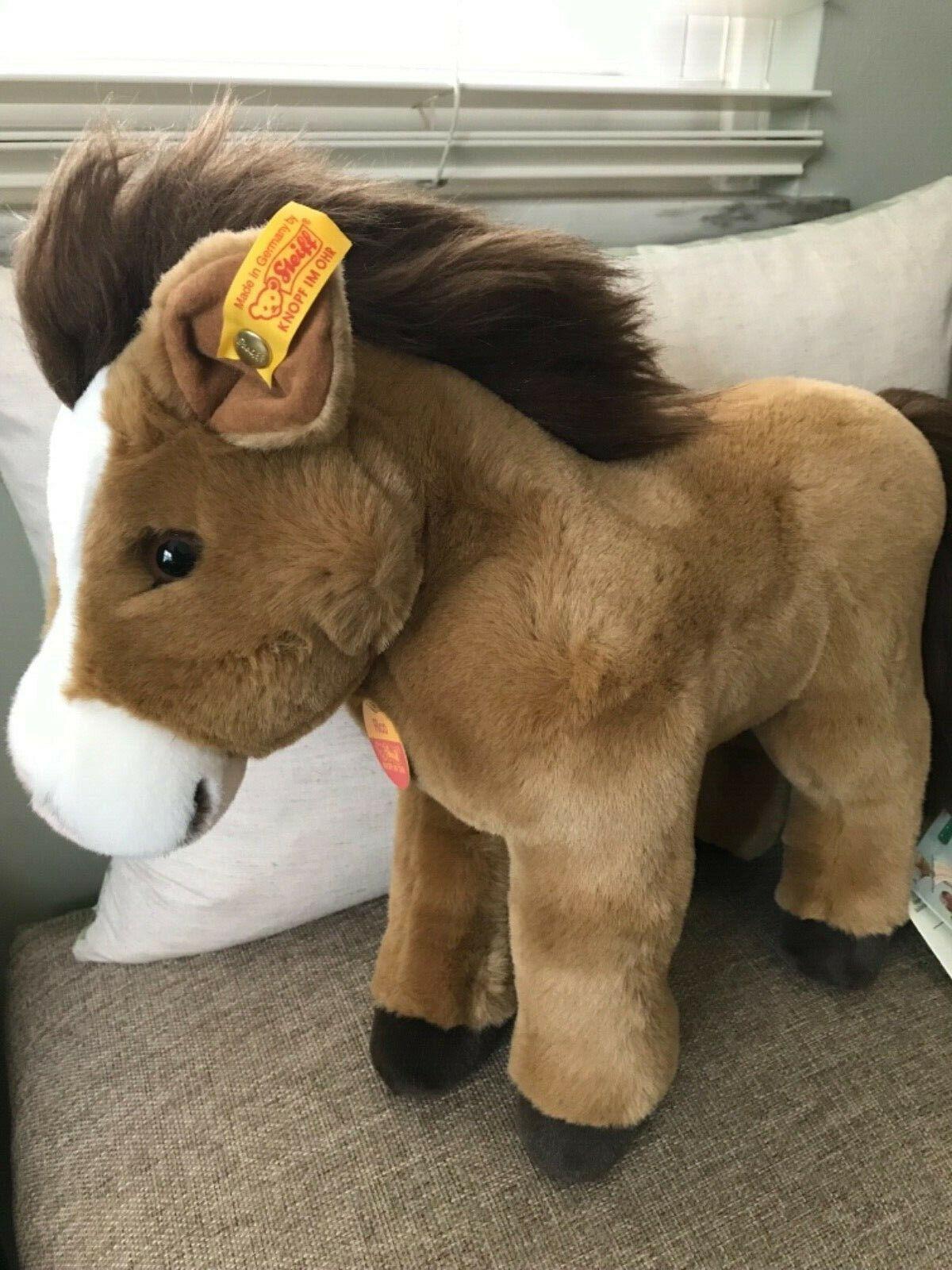Steiff  072734 Rico Horse NWT