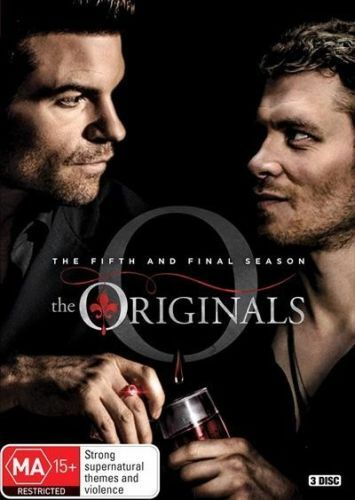 The Originals : Season 5 (DVD, 2018, 3-Disc Set) REGION 4 AUSTRALIA