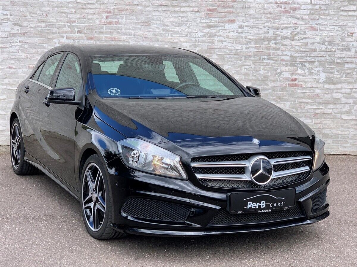 Mercedes A200 2,2 CDi AMG Line aut. 5d - 269.900 kr.