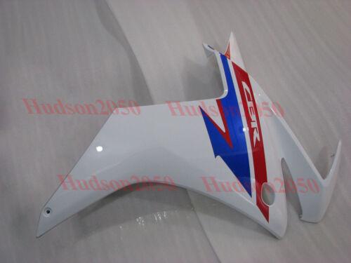 Right Side Mid Fairing For HONDA CBR500R 2013-2015 CBR 500R White//BL//RE