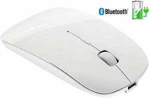 Weiss-Bluetooth-Maus-4-0-Kabellose-Maus-fuer-MacBook-Pro-Air-iMac-Windows-A