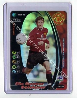 Wizards of the Coast Football 2001-02 181//250 P Gb1927 Ince MIDDLESBROUGH