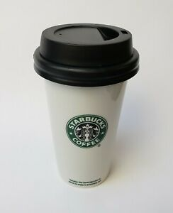 Starbucks-Coffee-Mug-Cup-Commuter-Travel-Lid-White-2009-Mermaid-Logo-Ceramic