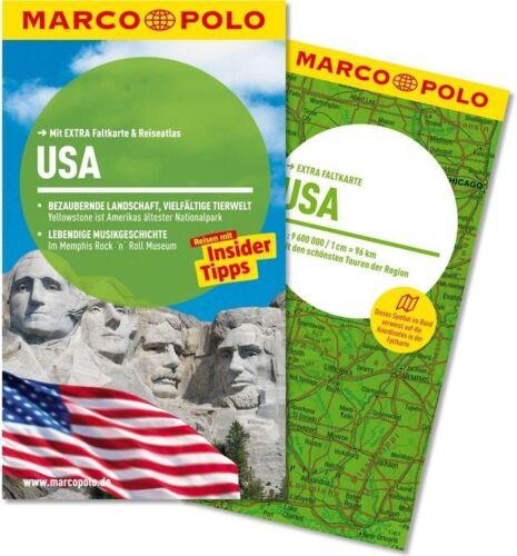 1 von 1 - MARCO POLO Reiseführer USA UNGELESEN statt 14.99 nur ...
