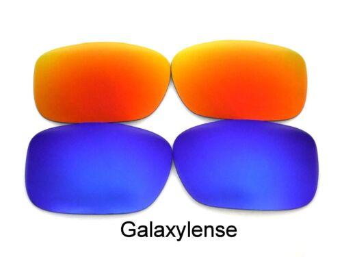 cf76d07e25 azul Galaxy Lentes Gafas y Para Oakley Repuesto rojo Twoface De Polarizados  sol 8SfTqr8xw