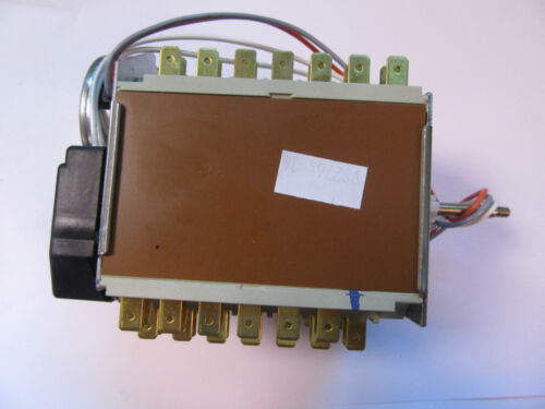 ELECTROLUX ZANUSSI Lavatrice MODULO TIMER 50098606002 # 17b245