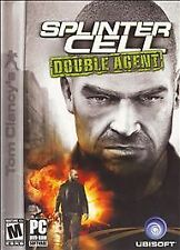 Tom Clancy's Splinter Cell: Double Agent - PC, Good Windows XP, Pc Video Games