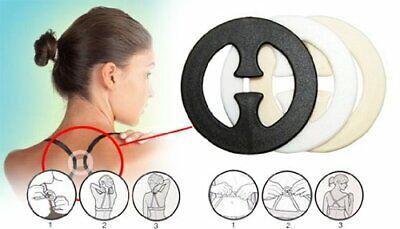 3Pcs//set Back Bra Clips Cleavage Enhancer Buckle Bra Strap Holder Adaptor