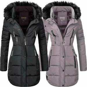 Womens Lined Parka Coats