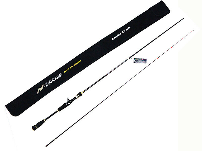 Major Craft N-ONE 2 piece  rod NSL-T762L BF TUBULAR  cost-effective