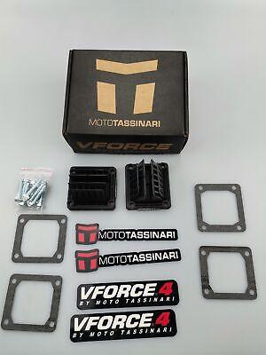 2 cages Banshee V Force 4 Reed Valve Cages VForce Yamaha YFZ 350 V4144-1