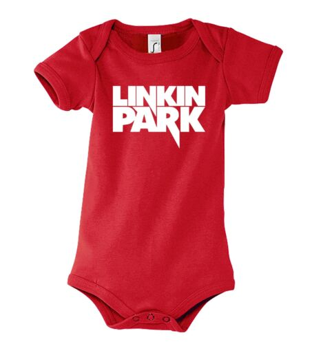 TRVPPY Baby Body Strampler Modell Linkin Park Musik Metal Kinder Shirt
