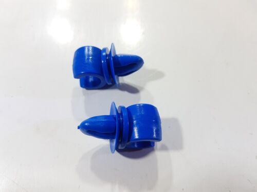 """10 x Ford Cortina MK3 Blu Tubo Del Carburante Clip SPEEDO Cavo TELAIO BENZINA 8MM 5//16/"""""""
