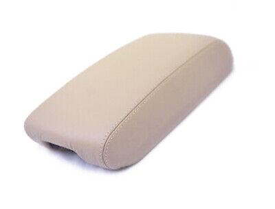 For 11-20 Dodge Journey Leather Center Armrest Cover Beige