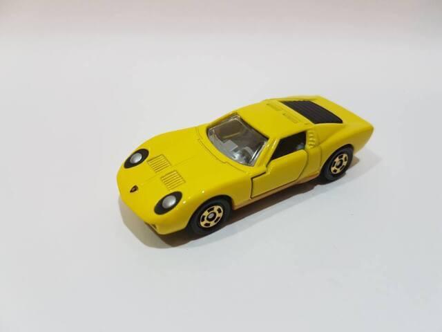 Takara Tomy Tomica Museum Car M 15 Lamborghini Miura Sv 1 62 Limited