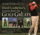 Lessons from the Golf Greats by David Leadbetter, Richard Simmons (Hardback, 1995)