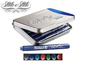 Pelikan-Edelstein-Ink-Cartucce-Inchiostro-per-Penne-Stilografiche-Cartridges