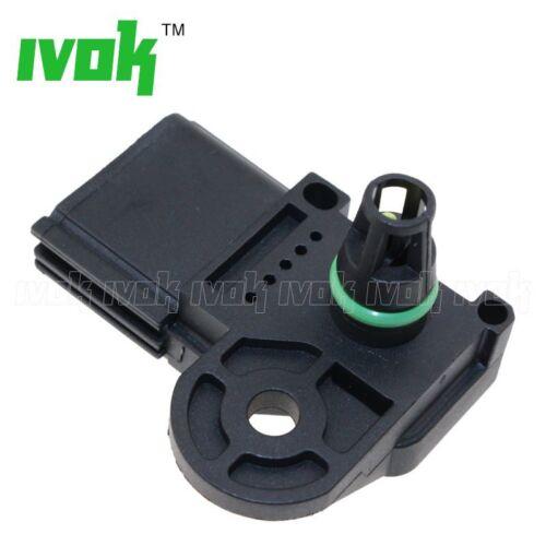 Intake Air Manifold Pressure MAP Sensor 0261230044 For Ford Mondeo Volvo Mazda