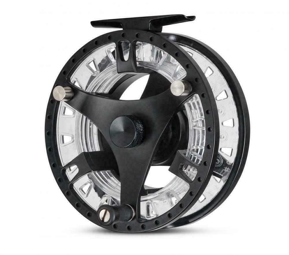 Greys GTS500 Cassette Fly Fishing Reels +  Neoprene Case + Spare Spools 1360961  fast delivery
